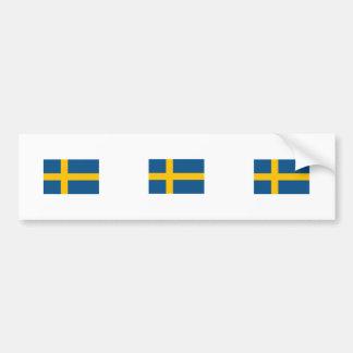 Sweden Bumper Stickers