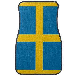 Sweden Car Mat