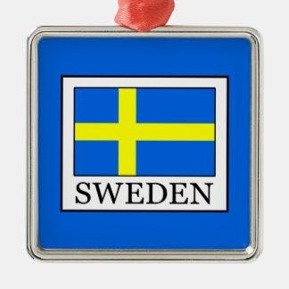 Sweden Christmas Ornament