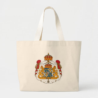 Sweden Coat of Arms Tote Bag