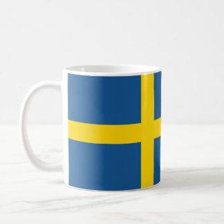 sweden country flag nation symbol coffee mug