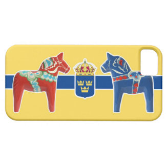 Sweden Dala Coat of Arms Barely There iPhone 5 Case