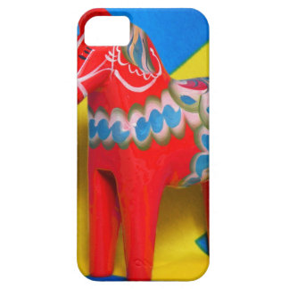 Sweden Dala Horse iPhone 5 Case
