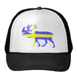 Sweden Elk Cap