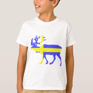 Sweden Elk T-Shirt