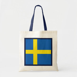 Sweden Flag Bag