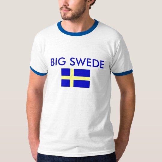 sweden-flag, BIG SWEDE T-Shirt