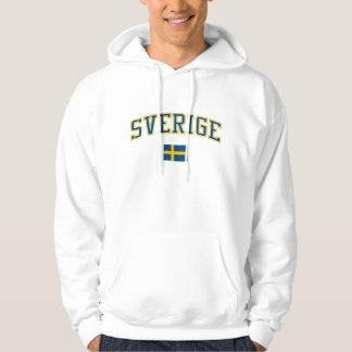 Sweden + Flag Hoodie