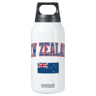 Sweden + Flag Insulated Water Bottle