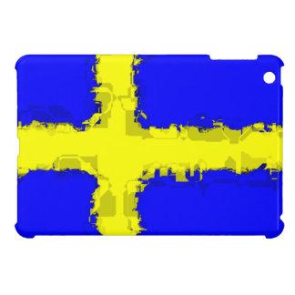 SWEDEN FLAG iPad MINI CASES