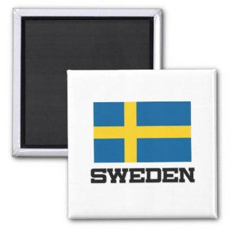 Sweden Flag Fridge Magnets