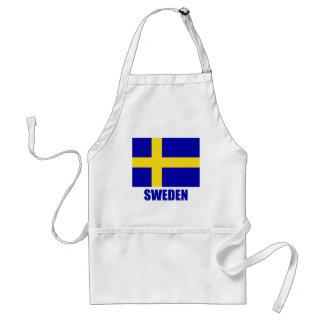 sweden_flag_sweden10x10 standard apron