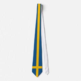 Sweden Flag Tie