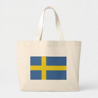 Sweden Jumbo Tote Bag