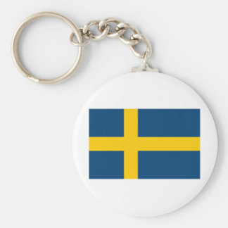sweden key ring
