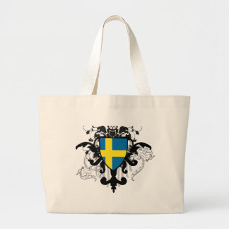 Sweden Large Tote Bag