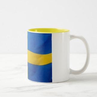 Sweden -Mug-