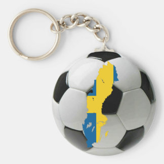 Sweden national team key ring