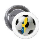 Sweden national team pin