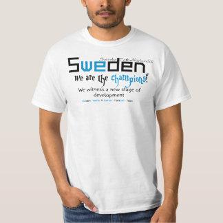 Sweden Needs A Better Football Team for euro 2012 T-Shirt