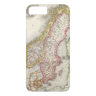 Sweden, Norway 2 2 iPhone 8 Plus/7 Plus Case