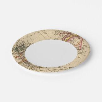 Sweden, Norway 2 Paper Plate