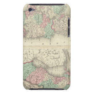 Sweden, Norway, and Denmark 2 Case-Mate iPod Touch Case