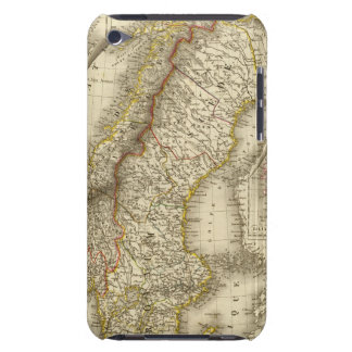 Sweden, Norway, Denmark iPod Touch Case-Mate Case