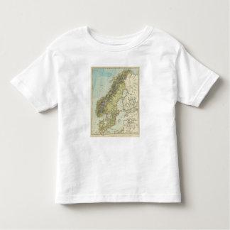 Sweden, Norway, Denmark Tee Shirt