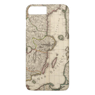 Sweden, Norway, Europe 2 iPhone 8 Plus/7 Plus Case