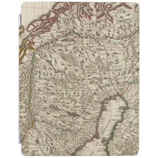 Sweden, Norway, Europe iPad Cover