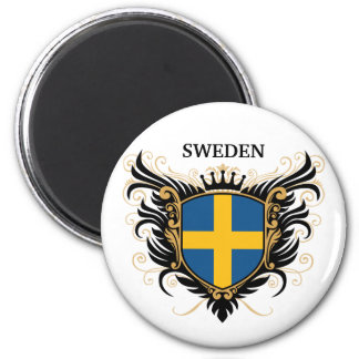 Sweden personalize fridge magnets