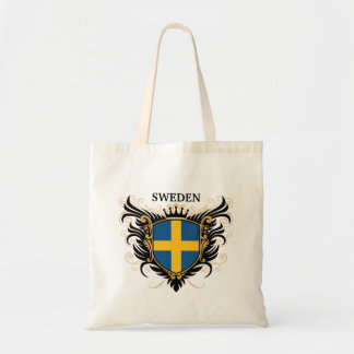 Sweden [personalize] tote bag