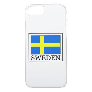 Sweden phone case