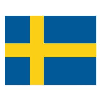 sweden postcards