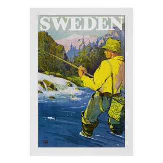 Sweden Posters