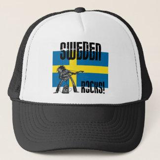 Sweden Rocks Trucker Hat