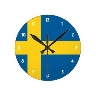 sweden round clock