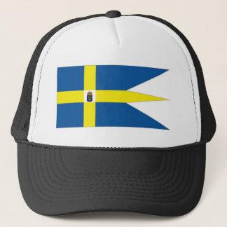 Sweden Royal Family Standard Trucker Hat