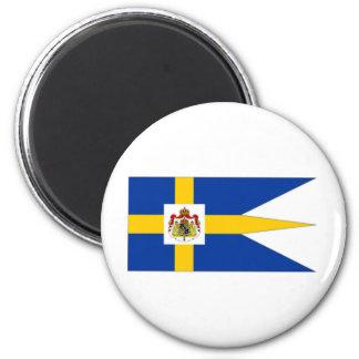 Sweden Royal Standard Magnet