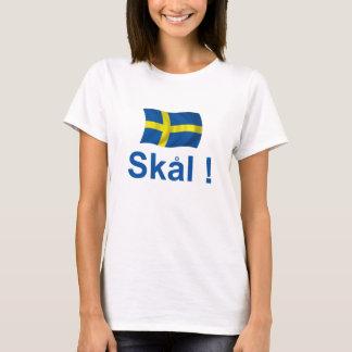 Sweden Skal! T-Shirt