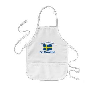Sweden Smorgasbord 1 Apron