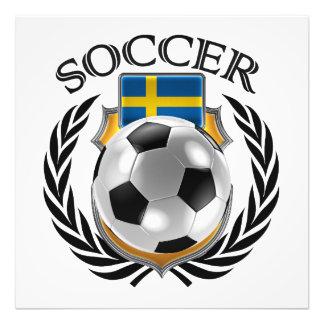 Sweden Soccer 2016 Fan Gear Art Photo