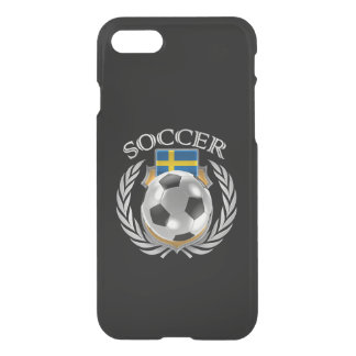 Sweden Soccer 2016 Fan Gear iPhone 7 Case