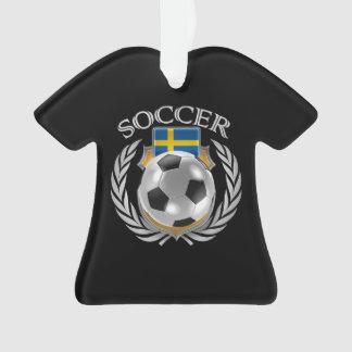 Sweden Soccer 2016 Fan Gear Ornament