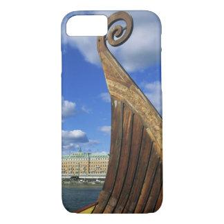 Sweden, Stockholm, harbor, from Gamla Stan, iPhone 8/7 Case
