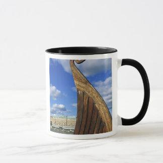 Sweden, Stockholm, harbor, from Gamla Stan, Mug