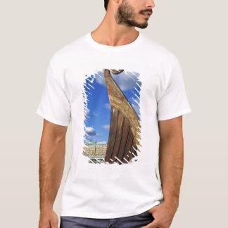 Sweden, Stockholm, harbor, from Gamla Stan, T-Shirt