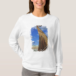 Sweden, Stockholm, harbor, from Gamla Stan, T-Shirt