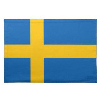 Sweden - Swedish Flag Place Mat